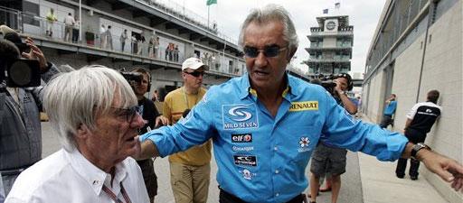 Ecclestone se pone de parte de Alonso y censura a la FIA por la sanción de Monza