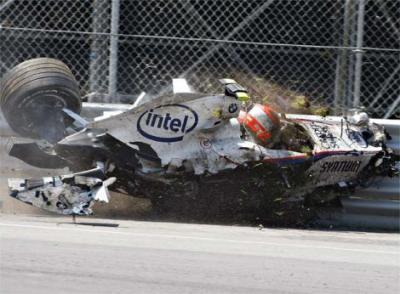 Impactante Gran Premio de Canadá