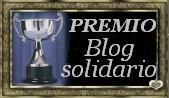 Premios Blog Solidario